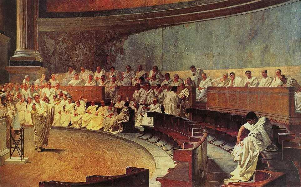 Wikizero - сенат (древний рим)