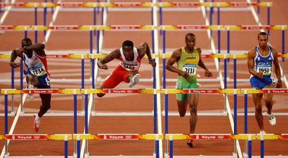 Бег с барьерами: дистанции, техника, правила