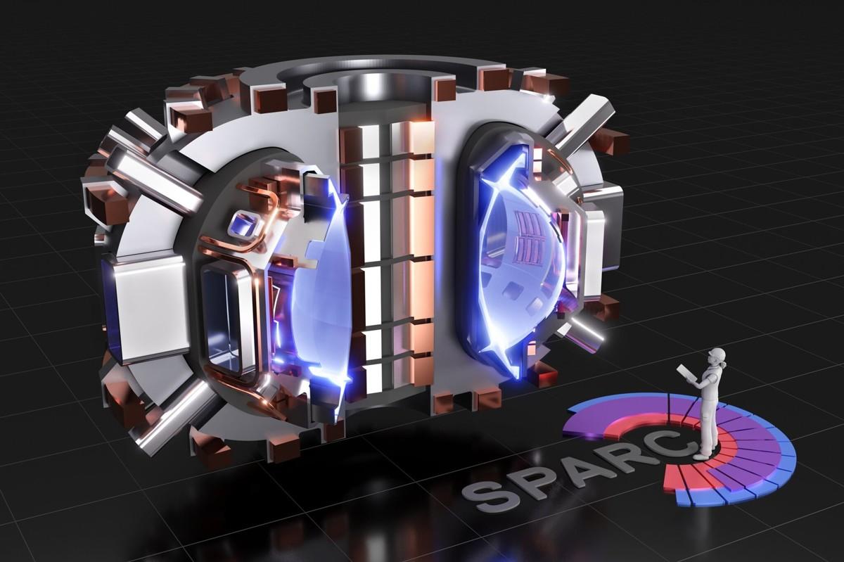 Получение термоядерной энергии синтезом в реакторе легких элементов