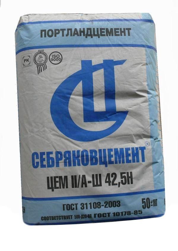 Виды, состав и применение сульфатостойких цементов