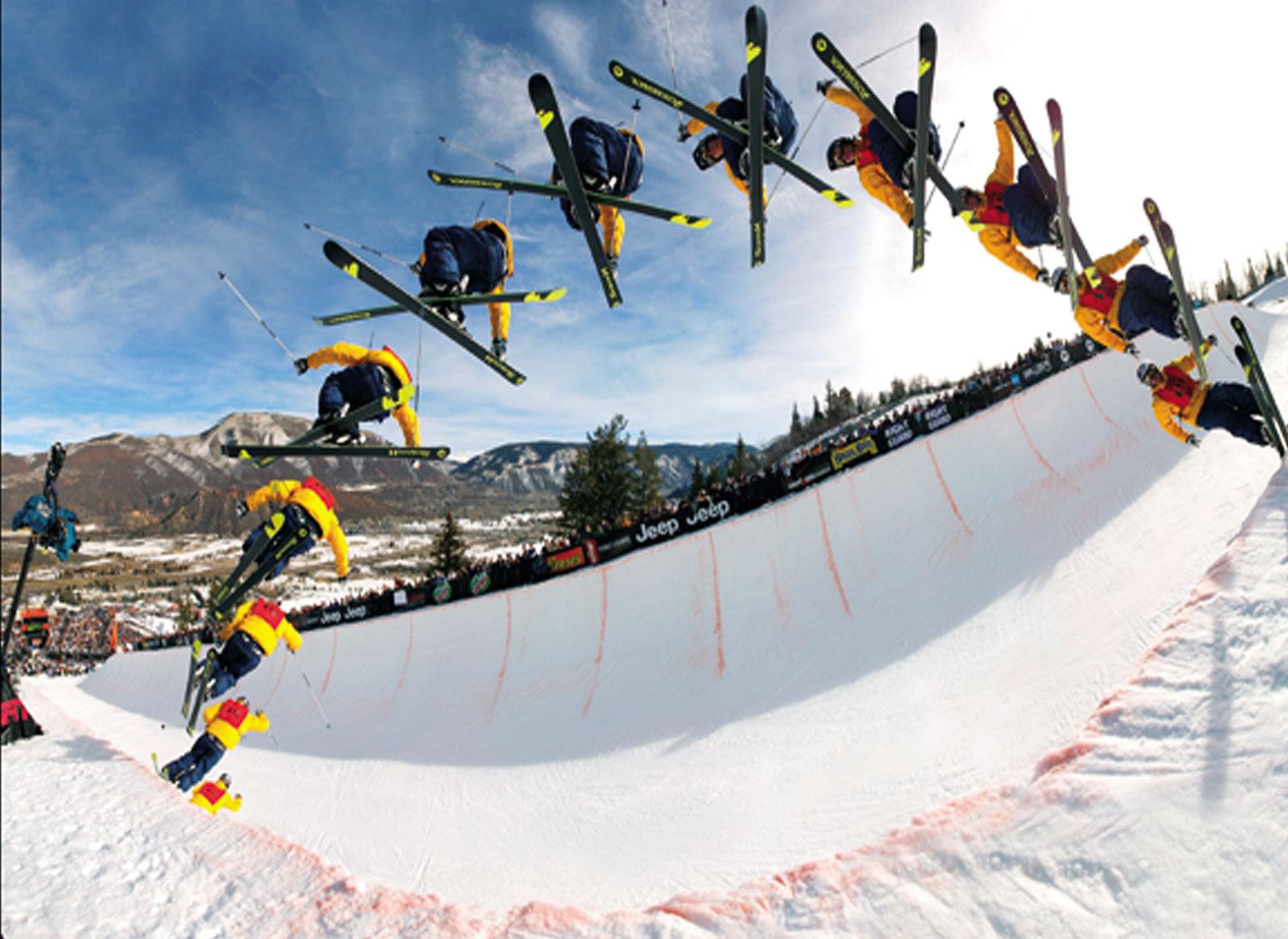 Фристайл (лыжный спорт)