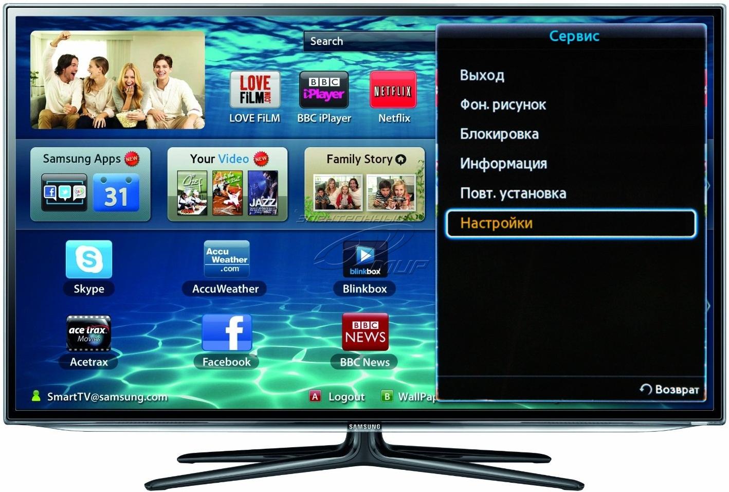 Функция smart tv в телевизоре: есть или нет, как проверить?