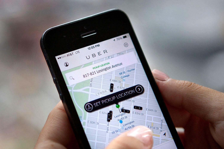 Такси uber в люберцах