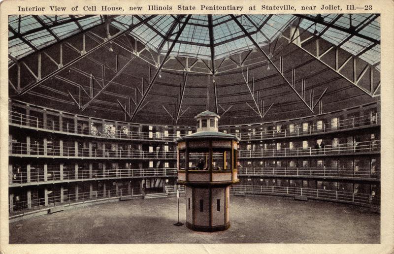 Паноптикум - это собрание, музей или тюрьма?