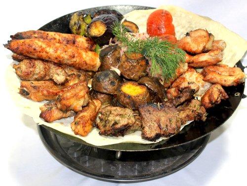 Садж - рецепты из баранины с овощами, курицей, свининой и говядиной