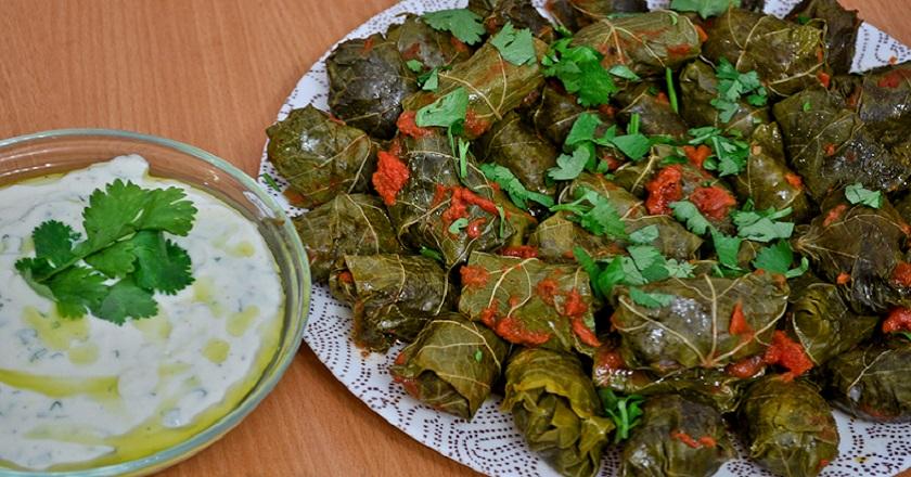 Что такое долма. 3 рецепта приготовления долмы. заготовка листьев  | народные знания от кравченко анатолия