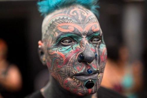 Татуировка - история, значения, фото, виды, удаление, интересные факты