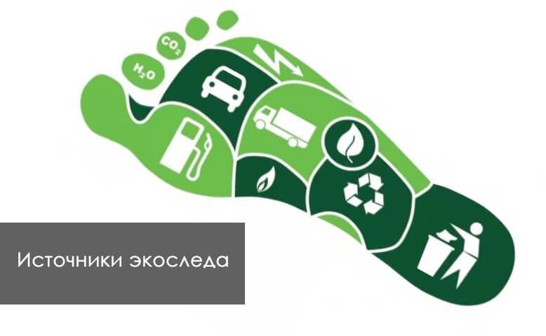 Экологический след