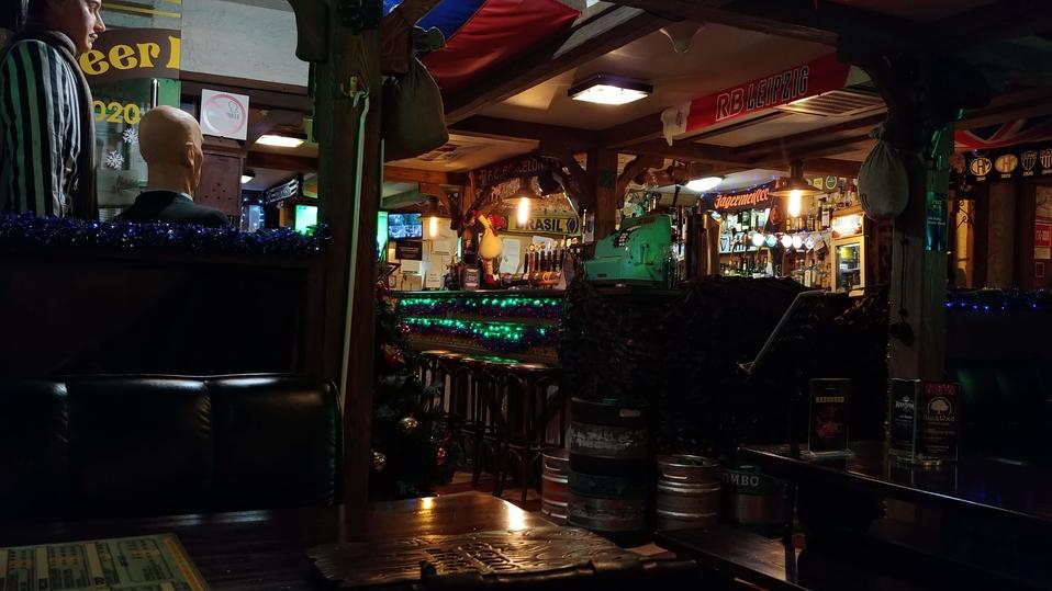 Что такое паб бар, pub перевод