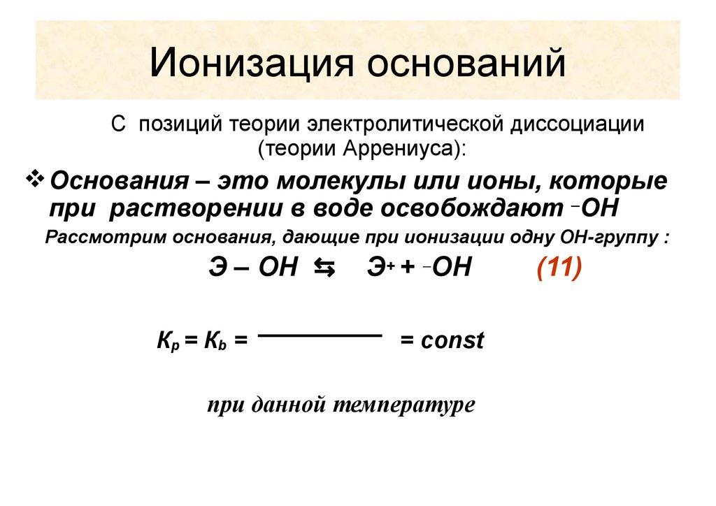 Что означает ионизация - функция, энергия и применение