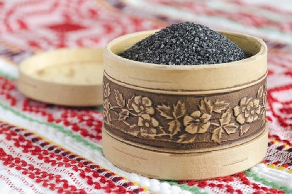 Четверговая соль – кулинарный рецепт