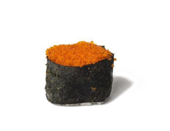 Икра масаго - что это, какой бывает и полезные свойства