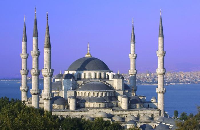 40 интересных фактов о минаретах и мечетях — общенет