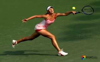 Основные термины по теннису большому - словарь + английский