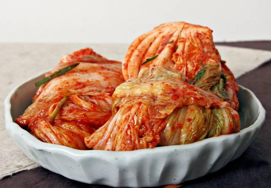 Кимчи — главное блюдо корейской кухни