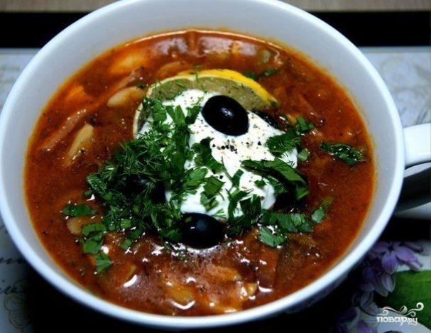 Как приготовить солянку: 5 рецептов и 5 секретов - лайфхакер