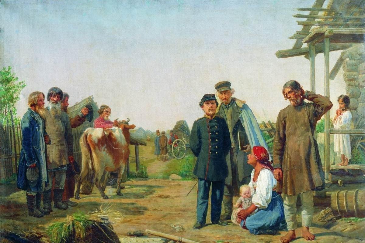 Что такое челядь, в чем отличие от холопов?