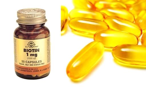 Применение биотина – инструкция к витамину в7