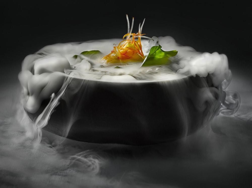 Молекулярная кухня приготовление удивительных блюд