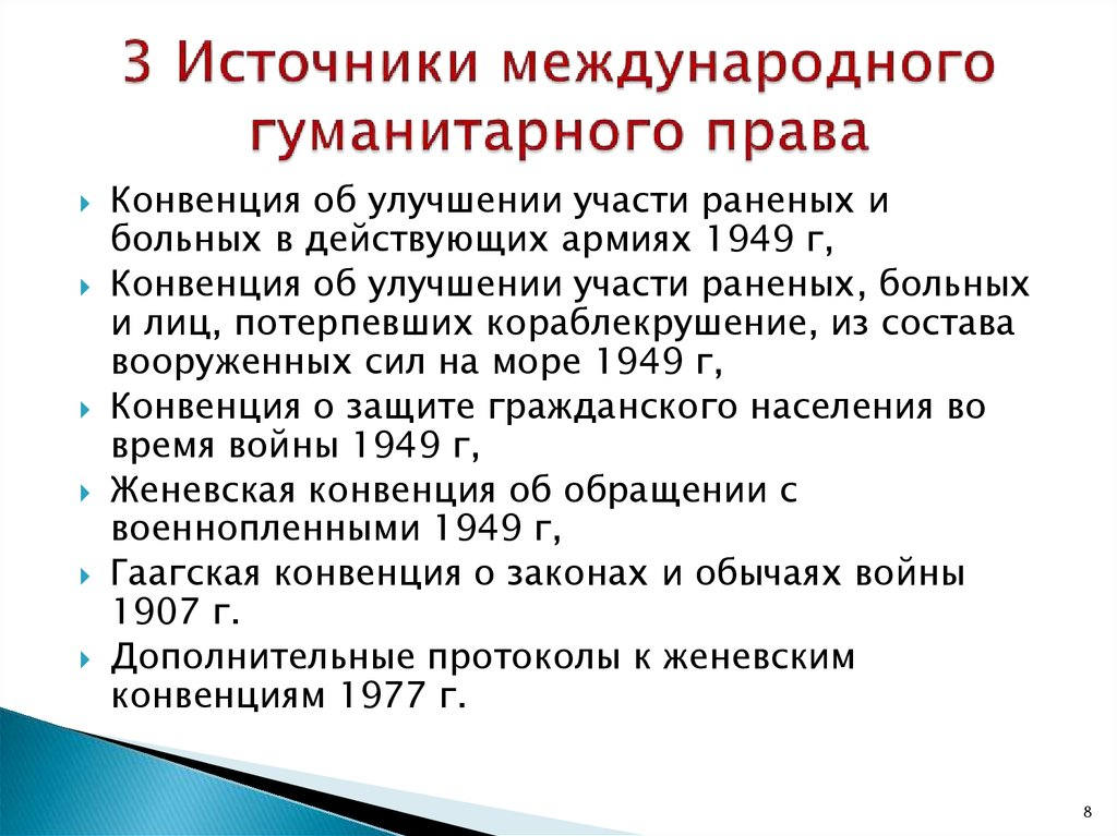 "Доклад на тему: ""международное гуманитарное право"" | блог ярослава указова"