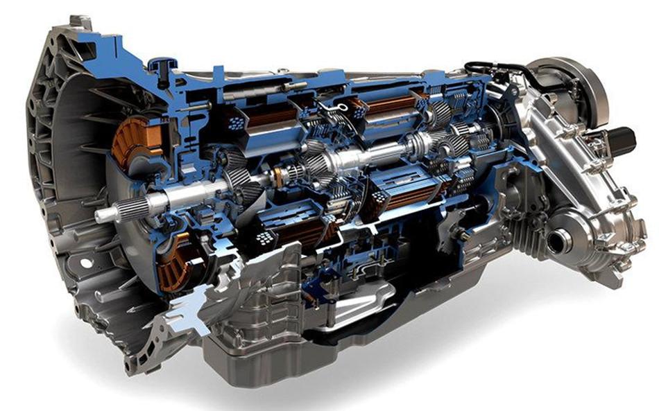 Что такое гибридная трансмиссия на автомобиле