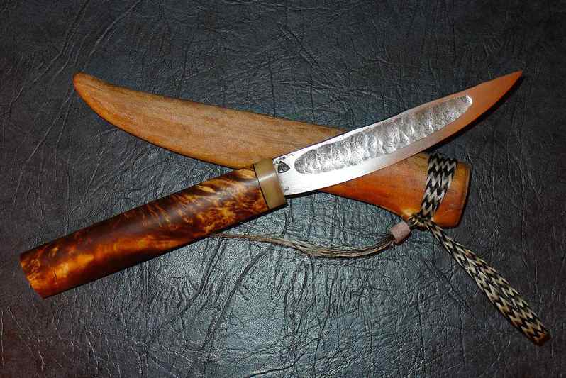 Характеристики и виды ножа финка
