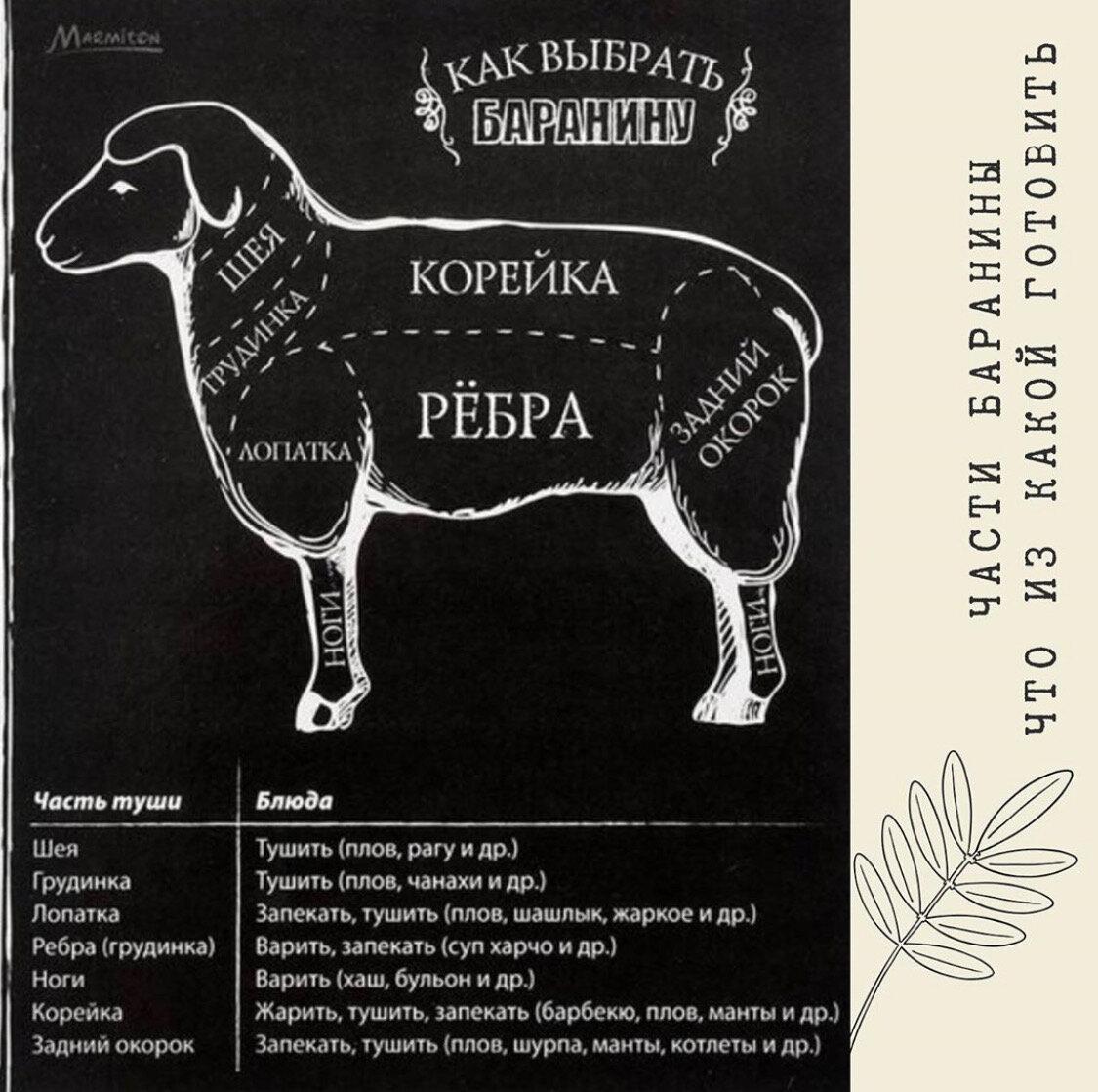 Разделка говядины: специфические особенности, части туши, виды мяса