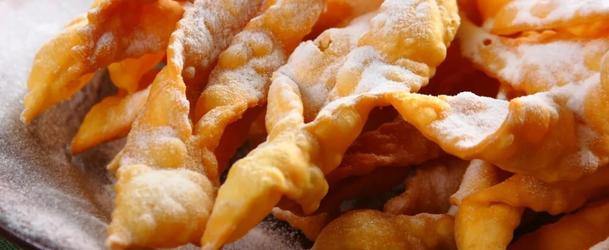Хрустящий хворост - 10 вкусных рецептов с фото пошагово
