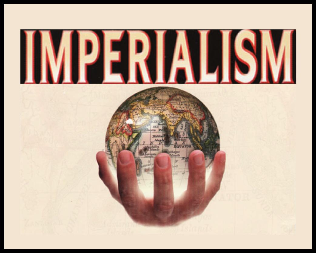 Новый империализм — википедия. что такое новый империализм