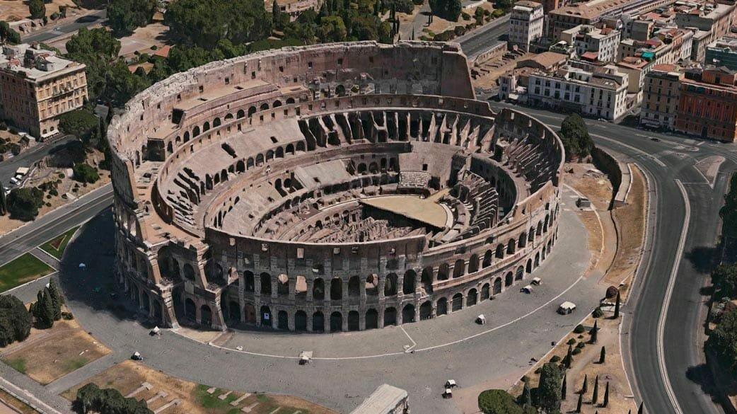 Колизей — википедия. что такое колизей