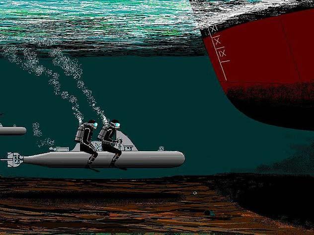 Парогазовая торпеда: принцип работы, боевое применения, устройство, сравнительные характеристики, история
