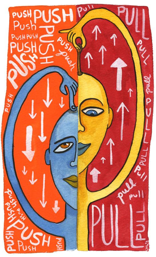 Понятие амбивалентности в психиатрии и клинической психологии, признаки и формы амбивалентных чувств
