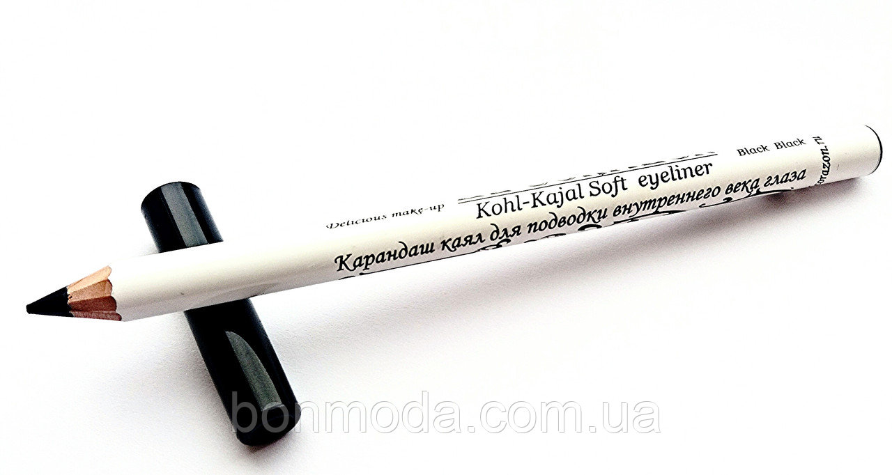 Что такое карандаш кайал и как им пользоваться