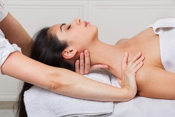 Лимфодренажный массаж: польза и вред, техника, видео, отзывы | zaslonovgrad.ru