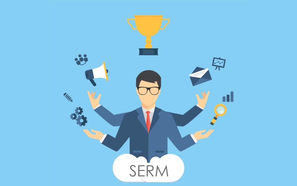 Что такое serm и как это может быть полезно онлайн-бизнесу