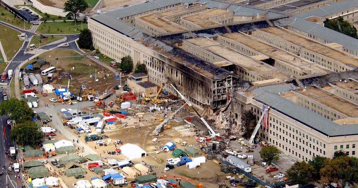 Пентагон — символ военной мощи сша