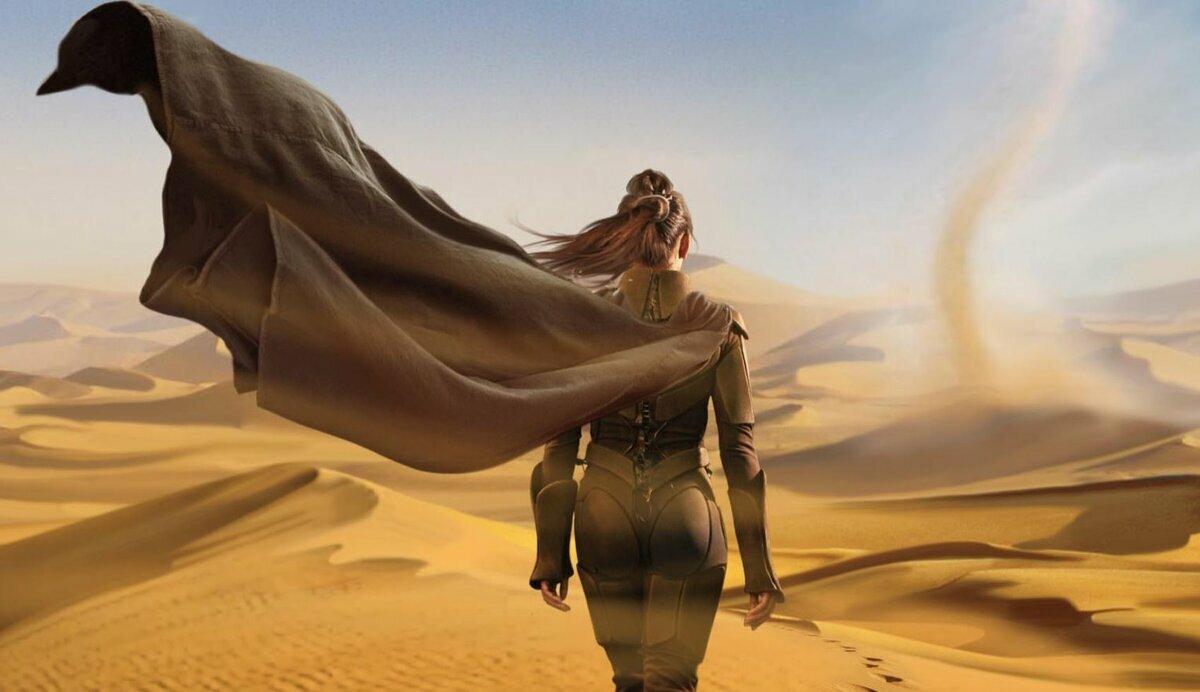Чтотакое дюна?. кто есть кто в мире природы