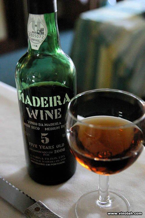 Португальское вино мадера( мадейра) его история появления, производство и как пить его