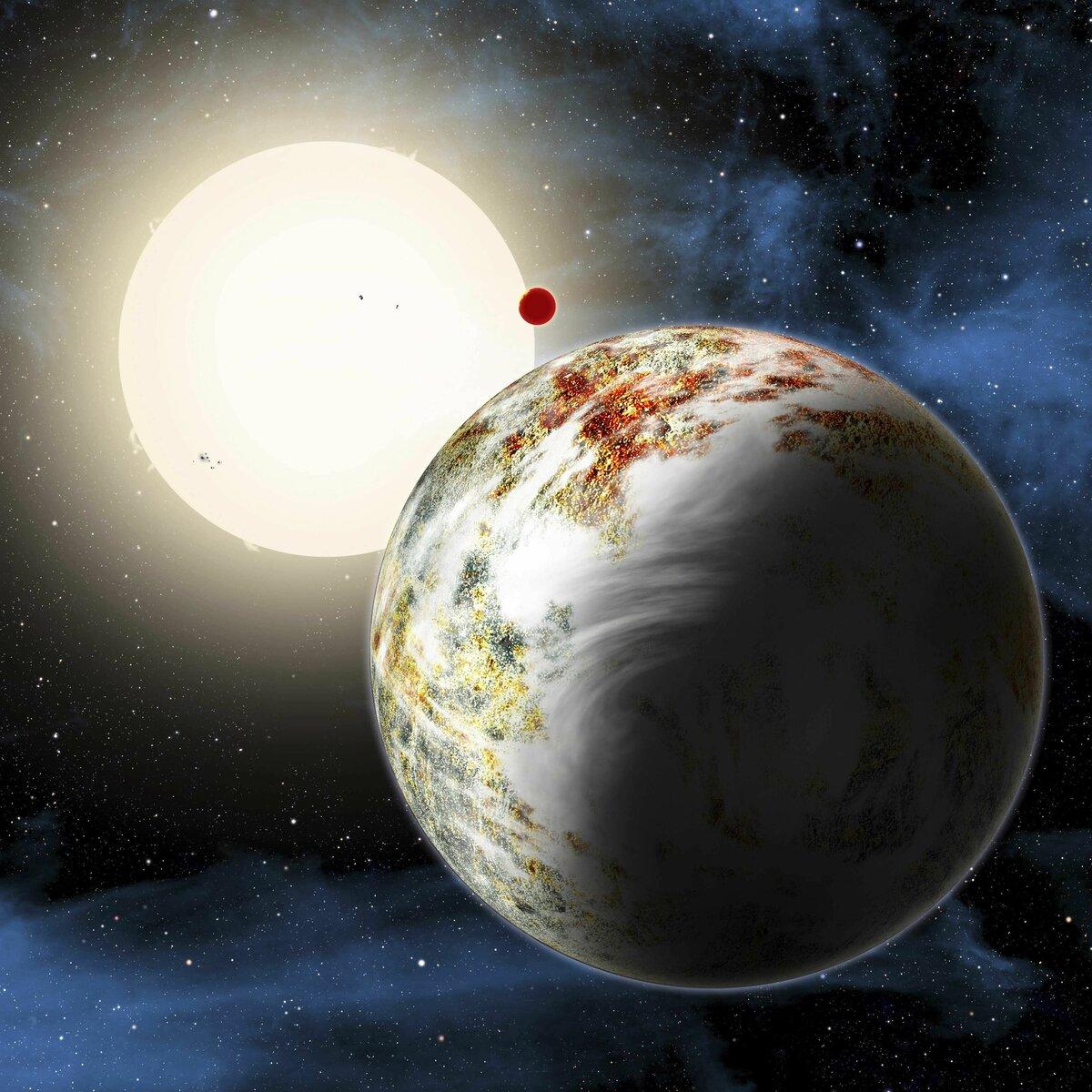 Экзопланеты: описание, поиск, возможная жизнь