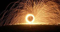 Фаер-шоу: искусство укрощения огня