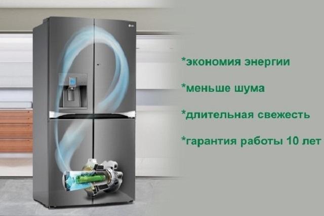Инверторный компрессор в холодильнике: плюсы и минусы, отличие от обычного