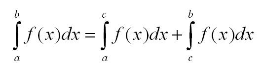 Интеграл с переменным верхним пределом. вычисление определенных интегралов