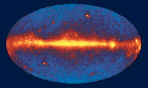 Как было открыто реликтовое излучение / черные дыры и вселенная / библиотека / наша-природа.рф