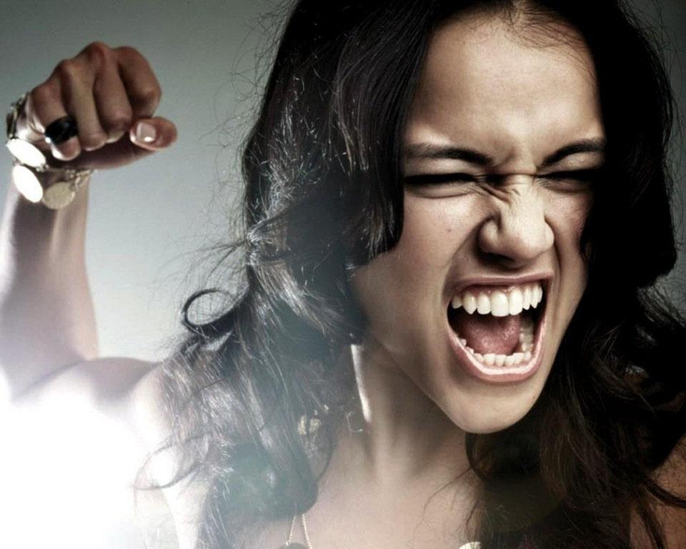 Психология гнева