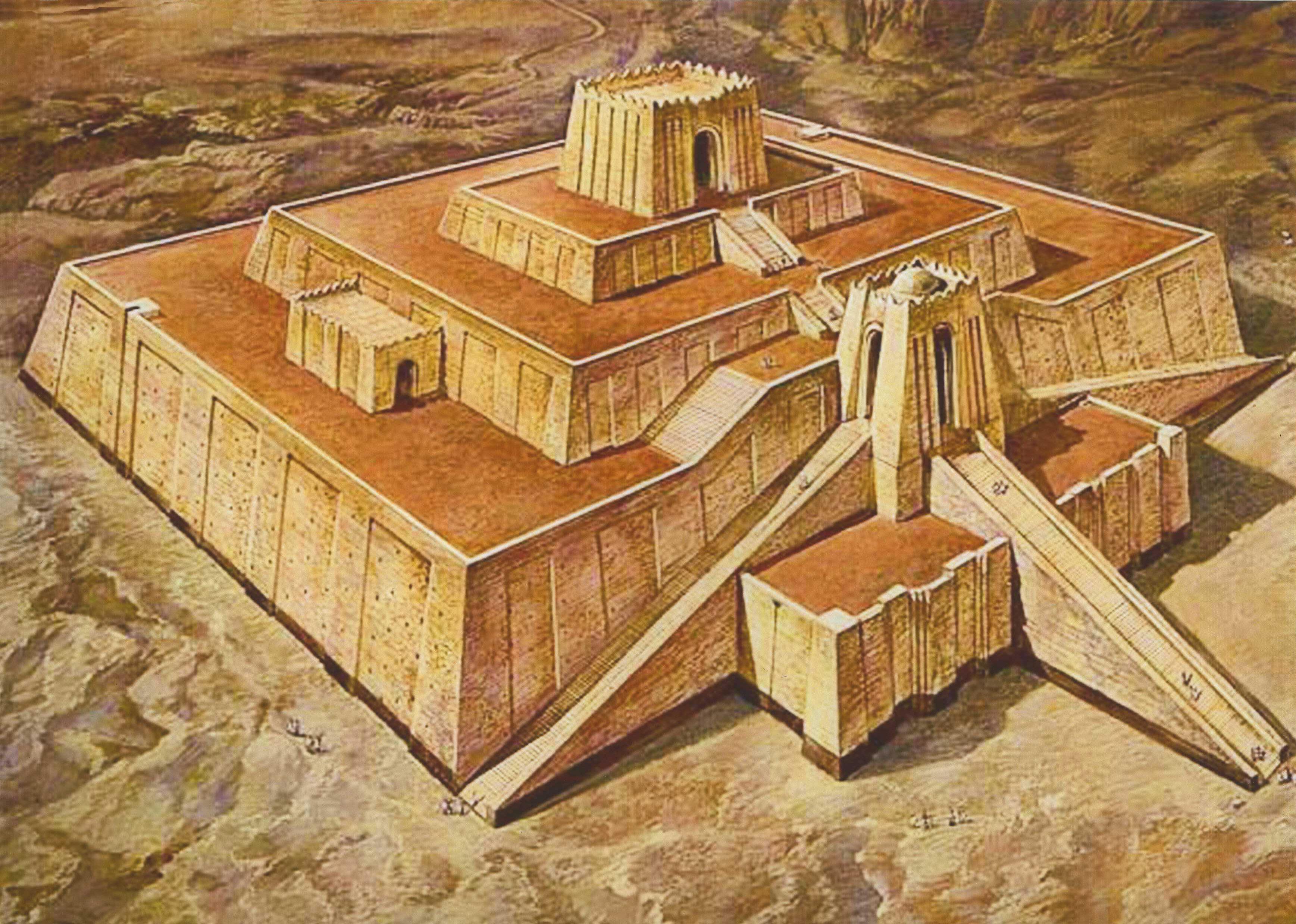 Зиккурат: исторические факты и обзор самых значимых сооружений
