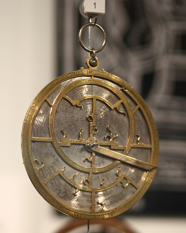Астролябия — википедия