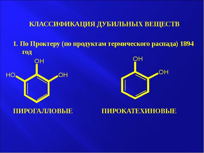 Что такое дубильные вещества и воздействие их на человека. что такое дубильные вещества и как они влияют на организм