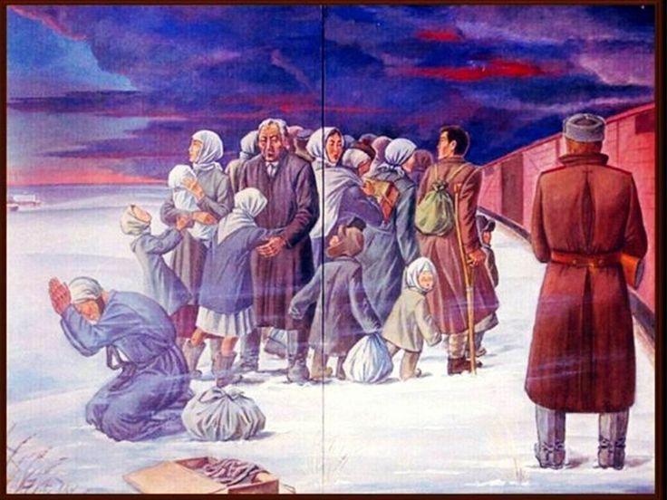Депортация - что такое, история, как проходит и причины :: syl.ru