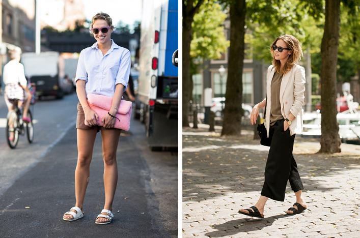 Биркенштоки – что это за обувь и с чем ее носить?