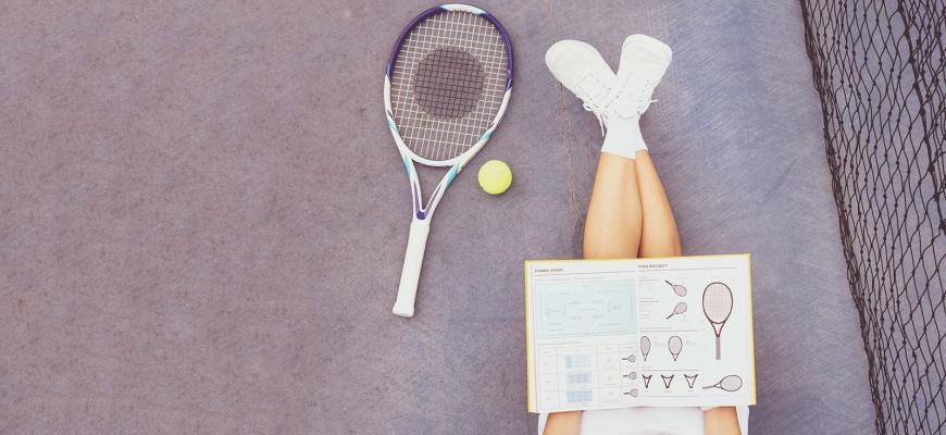 Все о корте для большого тенниса: характеристики,типы покрытий, особености использования